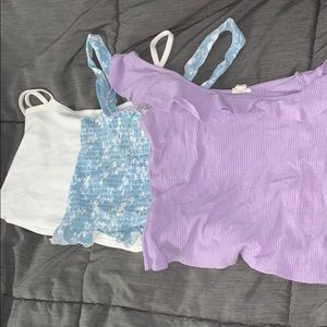 3 tube top SALE!